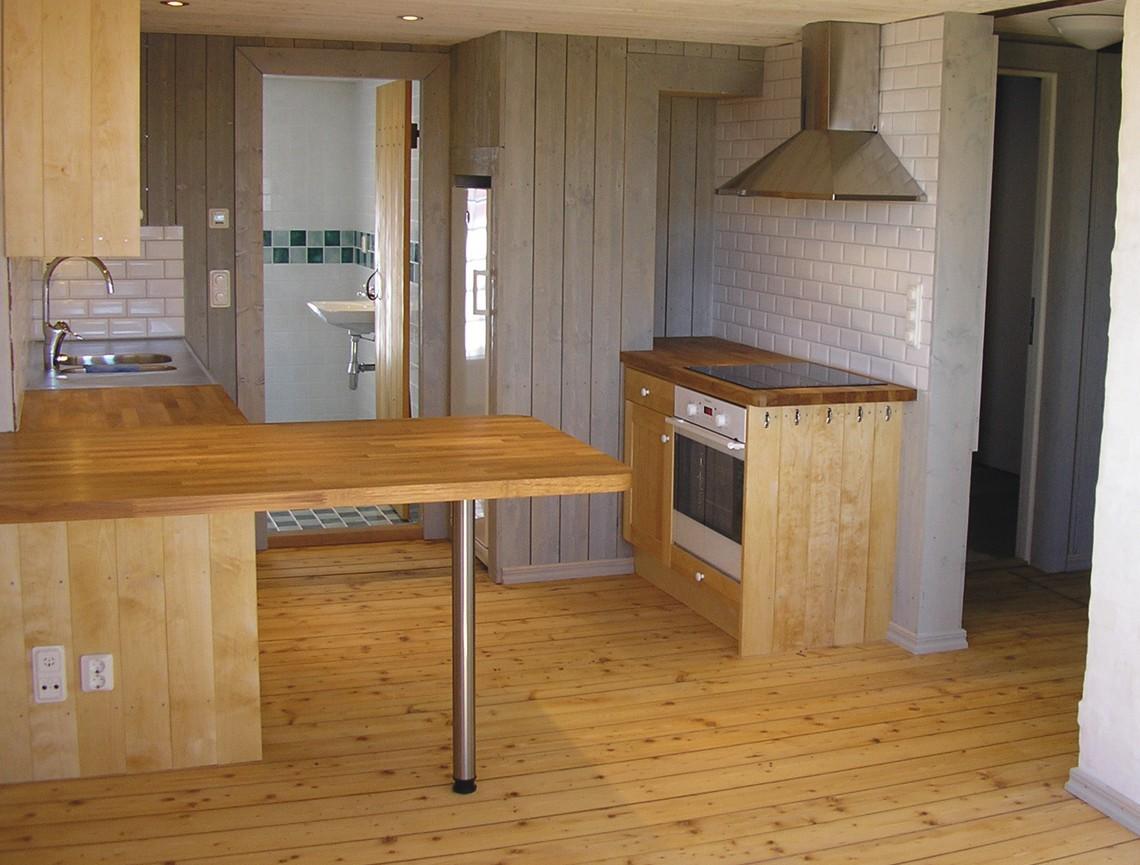 Nyrenoverad lägenhet, Östra Storgatan 26, Kristianstad.